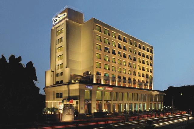 Radisson Mumbai Goregaon Hotel - Exterior