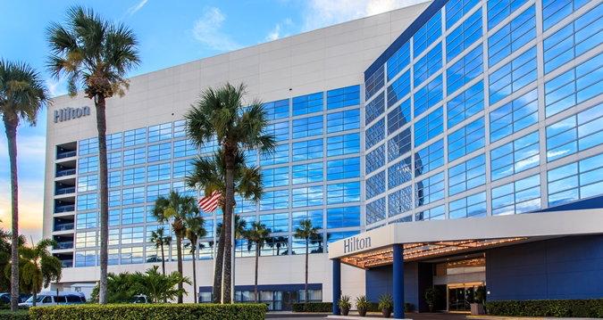 Hilton Melbourne Rialto Place Hotel, FL