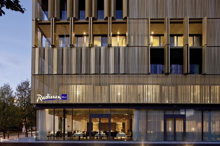 Radisson Blu Park Royal Palace Hotel Vienna Opens
