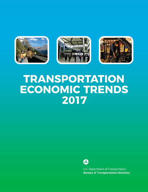 U.S. Transportation Economic Trends 2017 - Cover