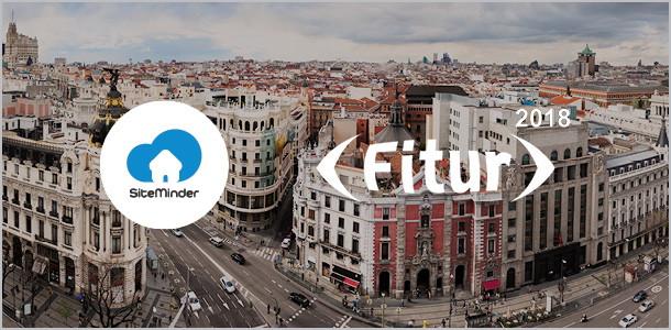 SiteMinder and Fitur logos