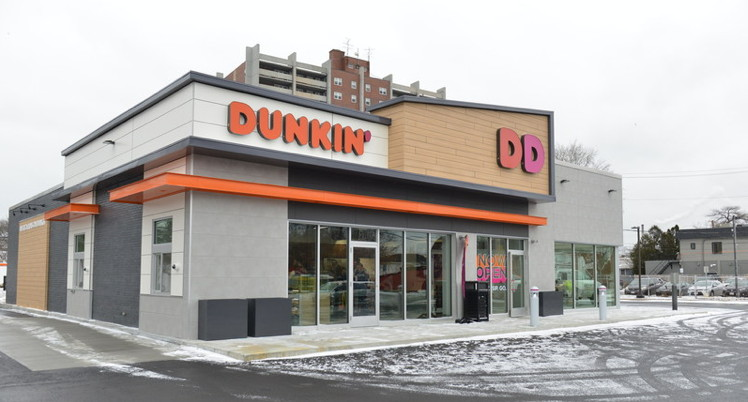 Dunkin' Donuts Store in Quincy, MA