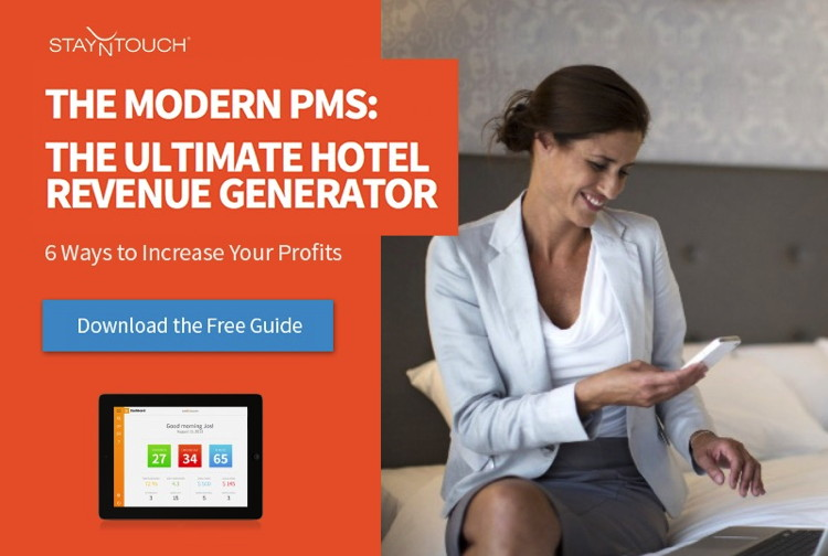 Modern PMS: The Ultimate Hotel Revenue Generator