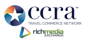 CCRA and Rich Media Exchange logos