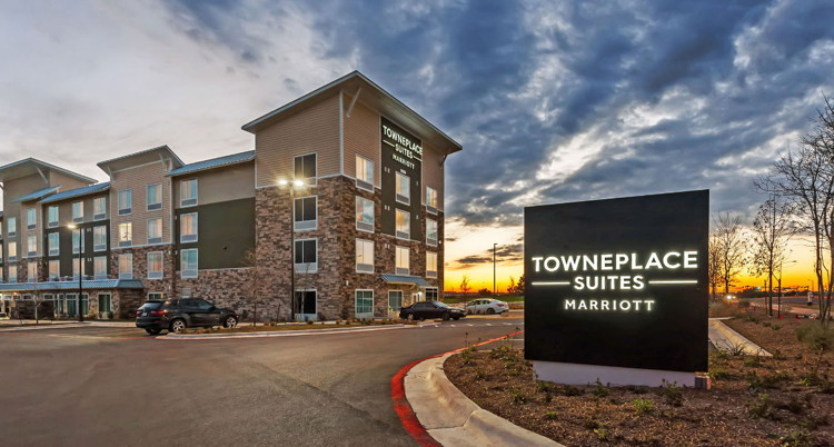 TownePlace Suites Austin North Tech Ridge Sold for $19.75 million