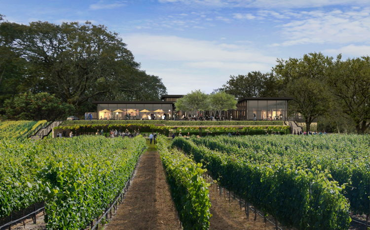 Montage Healdsburg Hotel Announced for 2020