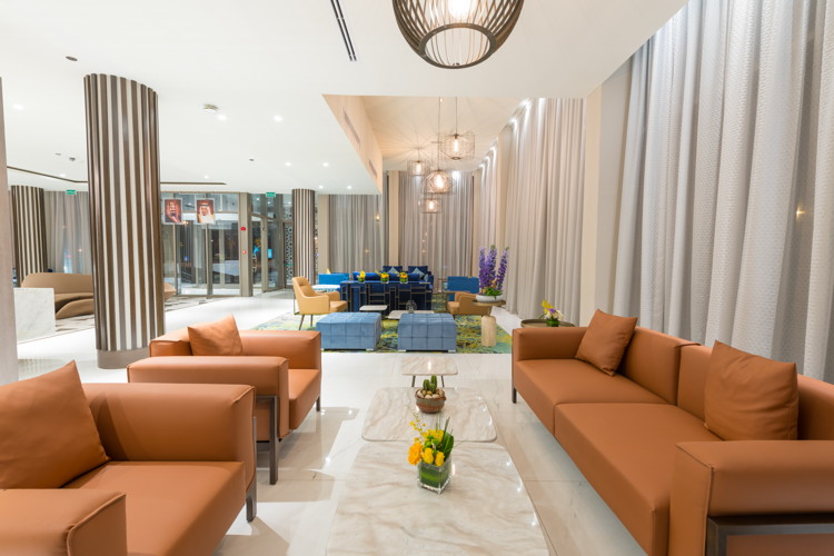 Radisson Blu Hotel, Jeddah Corniche - Lobby