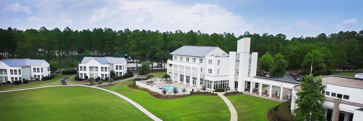 Lake Blackshear Resort and Golf Club - Exterior
