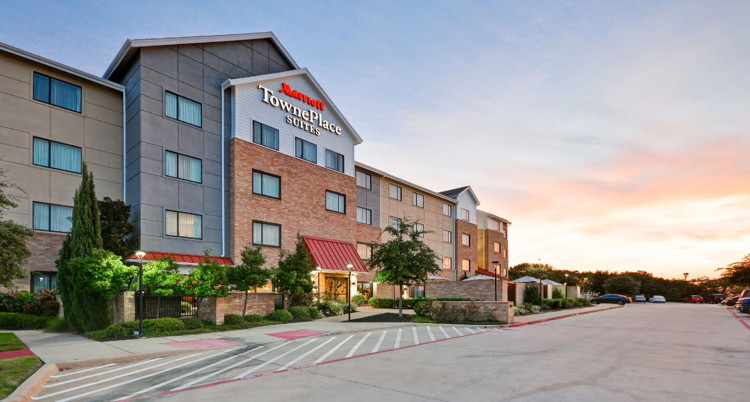 TownePlace Suites by Marriott Lewisville - Exterior