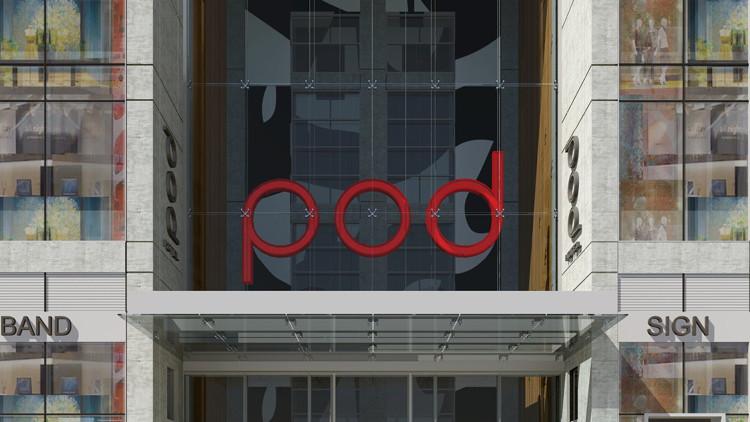 Pod Times Square Hotel Opens