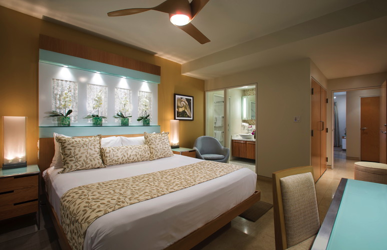 Guestroom at the Santa Maria Suites Resort in Key West
