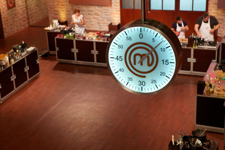 MasterChef Production Set
