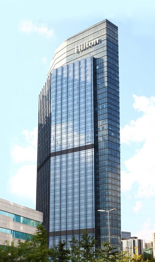 Hilton Shenyang Hotel - Exterior