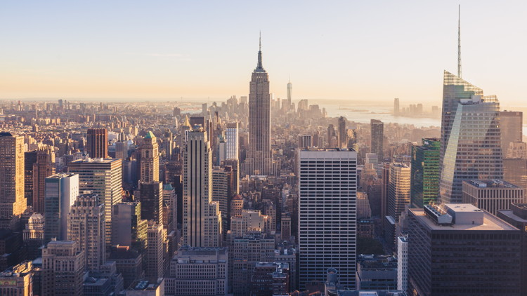 Manhattan Skyline - Photo by jonathan riley on Unsplash