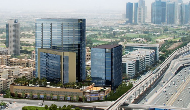 Zabeel House by Jumeirah - The Greens - Artists Impression