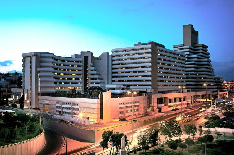 Le Grand Amman Managed By AccorHotels - Exterior