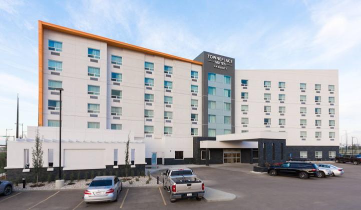 TownePlace Suites by Marriott Edmonton South - Exterior