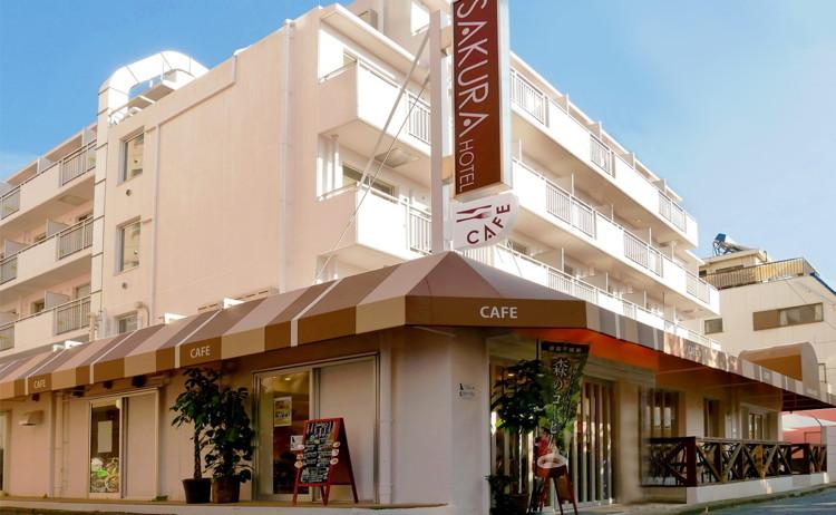 Sakura Hotel Nippori Hotel - Exterior