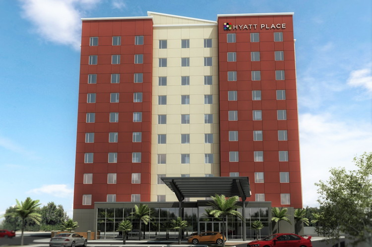 144 Key Hyatt Place Aguascalientes Hotel to Open 2019 in Mexico