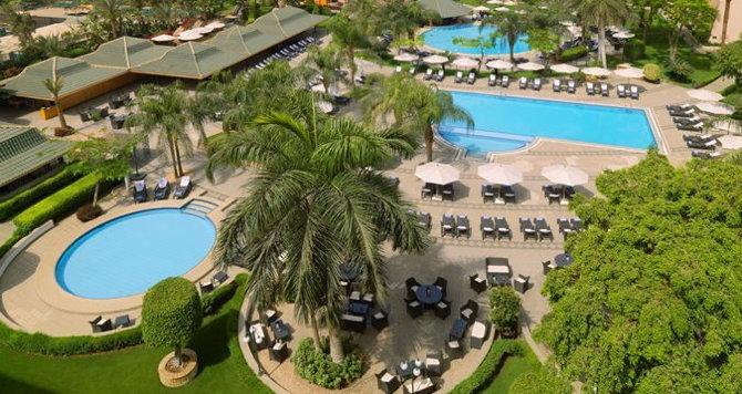Hilton Cairo Heliopolis - Pool