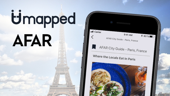 AFAR and Umapped Join Forces to Connect Award-Winning City Guides and a Personalized Itinerary Experience