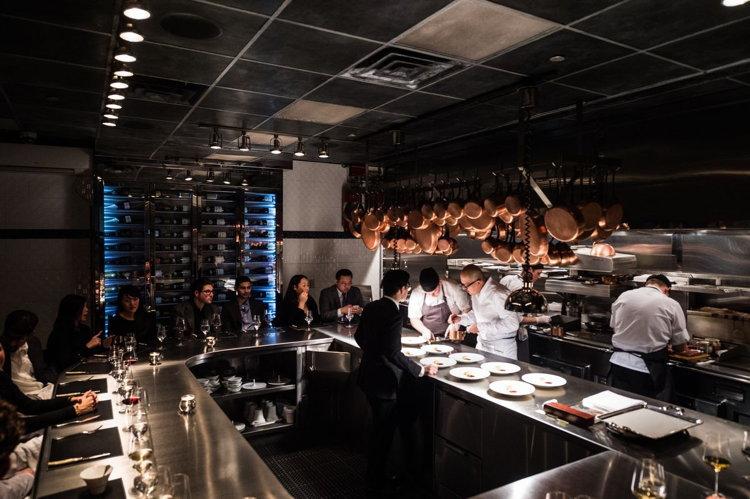 Chef's Table at Brooklyn Fare