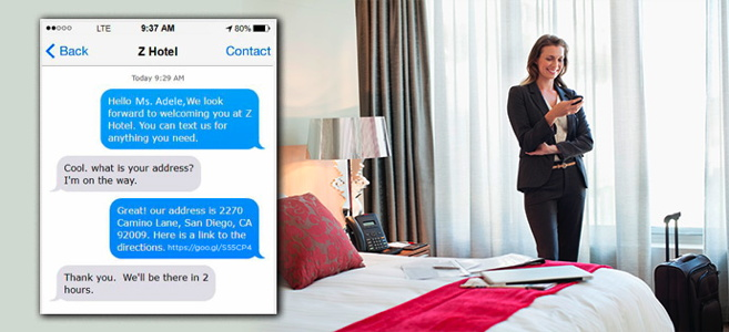Leverage Direct Messaging for Your Hotel to Transform Guest Experience