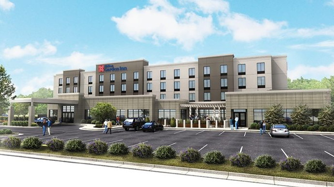 Hilton garden inn jackson opens in tennessee Hilton garden inn jackson downtown
