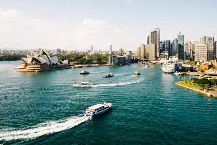 Sydney, Australia - Photo by Dan Freeman on Unsplash