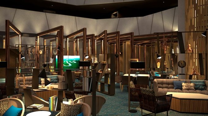 DoubleTree by Hilton Hotel Iquitos - Lounge