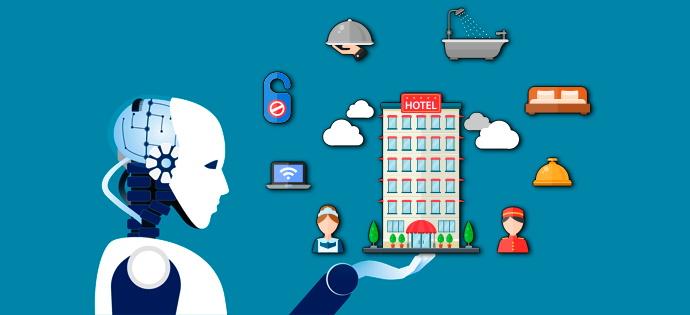 Illustration - Artificial Intelligence concept