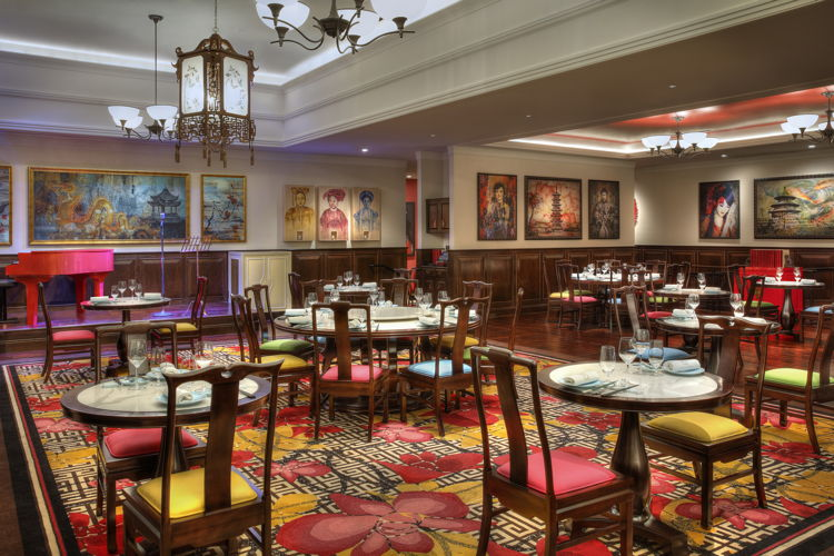 China Tang Dining Room in MGM Grand