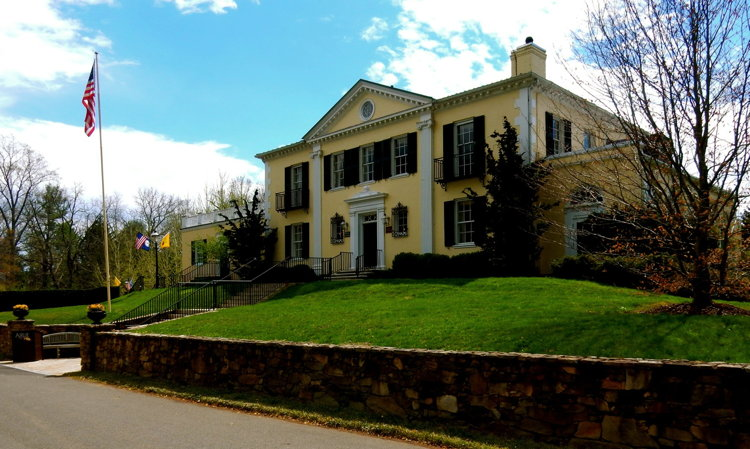 Mansion at Airlie Resort Warrenton, VA