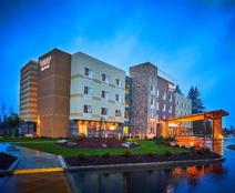 Fairfield Inn & Suites by Marriott Grand Mound/Centralia - Exterior