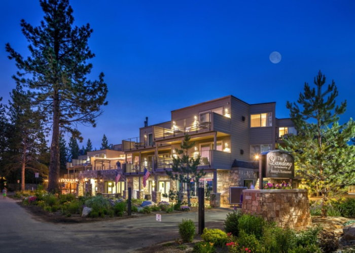 The Landing Resort & Spa in Lake Tahoe, California Sold for $42 million