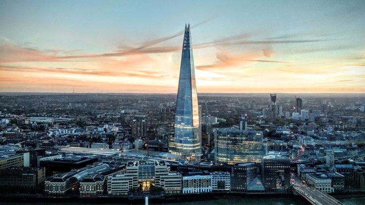 london Skyline - Photo by Fred Mouniguet on Unsplash