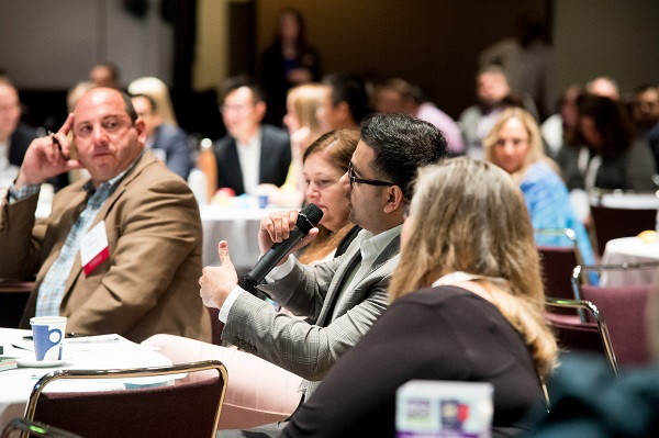 Attendees at HSMAI's Revenue Optimization Conference