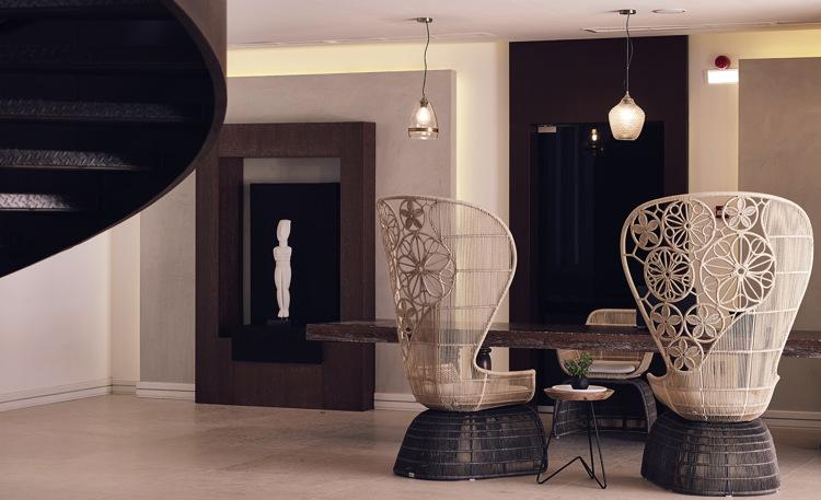 Santo Maris Oia Luxury Suites & Spa - Reception