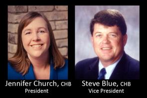 Jennifer B. Church and Steven B. Blue