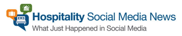 Hospitality Social Media News Sign-Up Button
