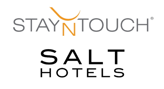 StayNTouch and Salt Hotels logos
