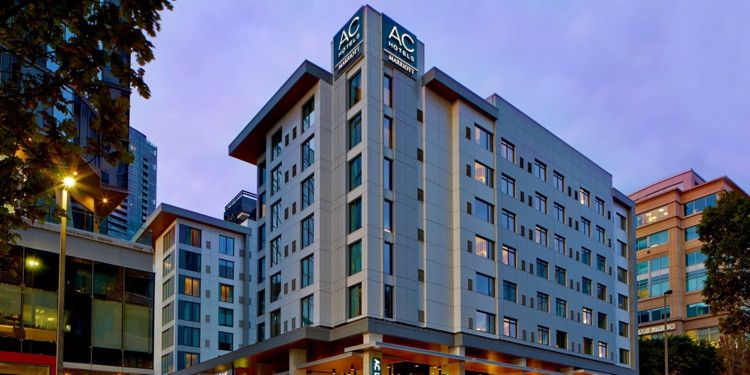 AC Hotel Seattle Bellevue/Downtown - Exterior