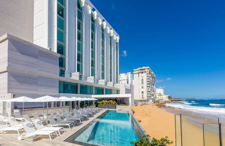 Serafina Beach Hotel Opens In Puerto Rico