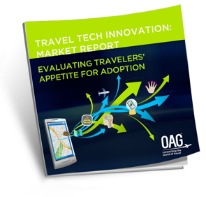 Cover - Travel Tech Innovation: Market Report – Evaluating Travelers' Appetite for Adoption
