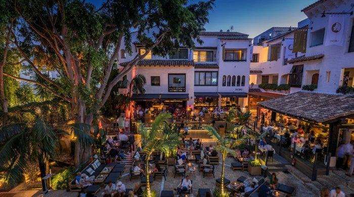 Nobu Hotel Marbella - Exterior
