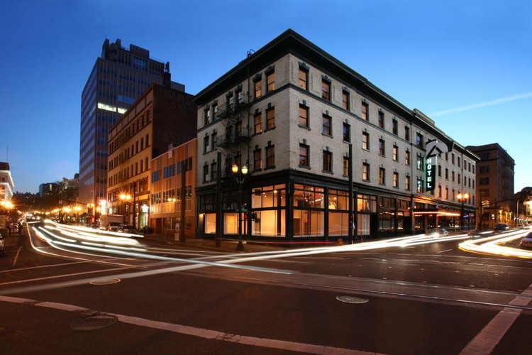 Ace Hotel Portland - Exterior