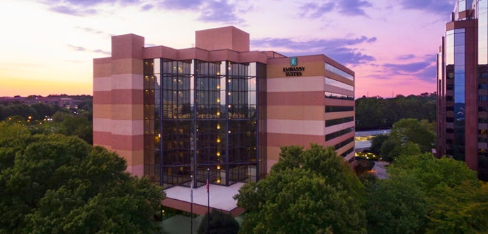 Embassy Suites by Hilton Atlanta Perimeter Center - Exterior