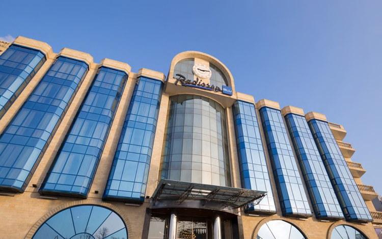 Radisson Blu Hotel Rostov-on-Don - Exterior