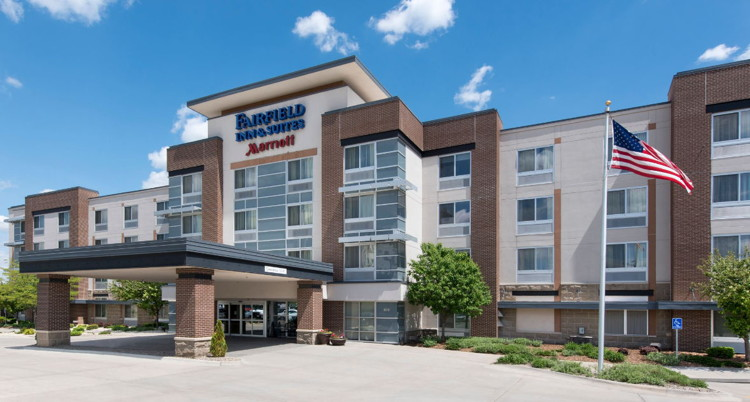 Αποτέλεσμα εικόνας για Scarlett Hotel Group acquires third Marriott, the 113-room Fairfield Inn & Suites Downtown Omaha