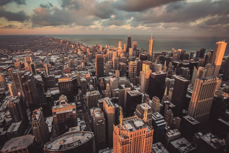 View from Skydeck Chicago, Chicago, United States - Photo by Ferdinand Stöhr on Unsplash